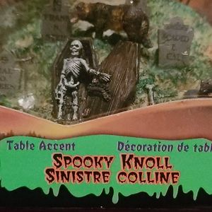 Lemax Spooky Town Table Accent